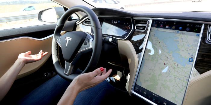 Công nghệ này được kỳ vọng sẽ làm giảm những tai nạn xe hơi chết người trong tương lai gần.