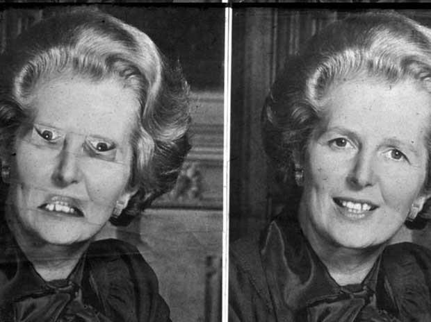 """Đây là một hiện tượng rất kỳ lạ của não bộ mang tên """"ảo giác Thatcher""""."""