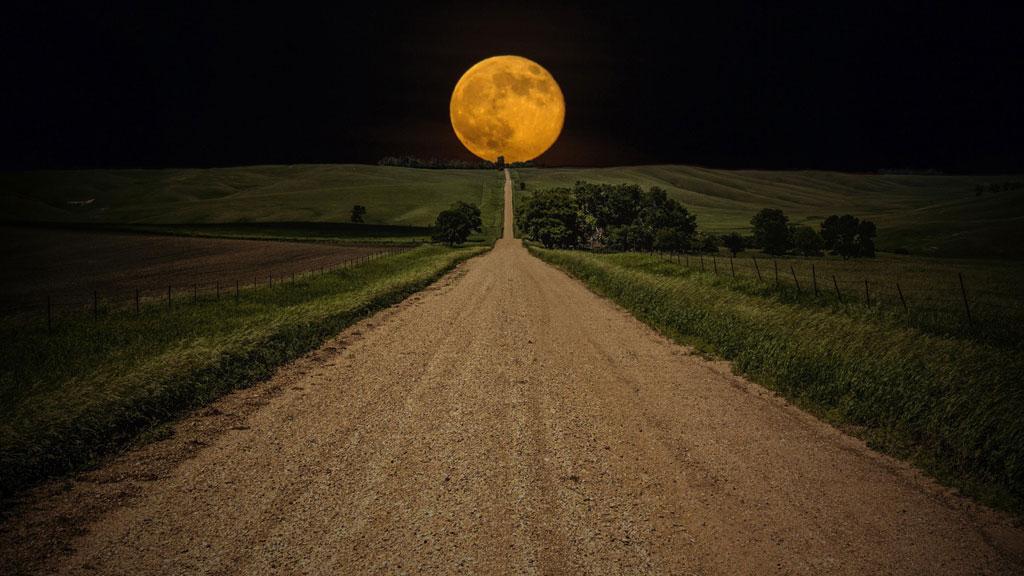Đường đến mặt trăng, ở Nam Dakota (Mỹ)