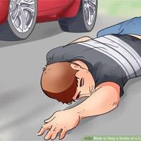 Sơ cứu chấn thương cho người bị tai nạn giao thông