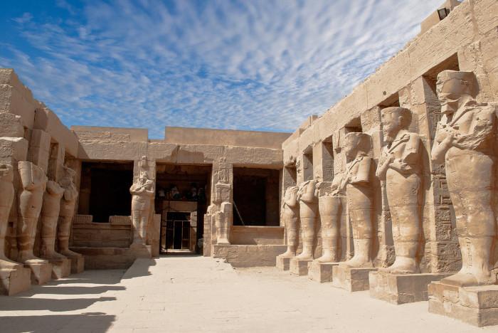 Thần Amun.