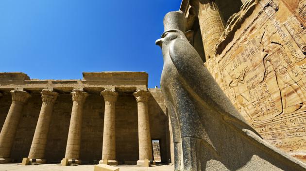 Thần Horus.