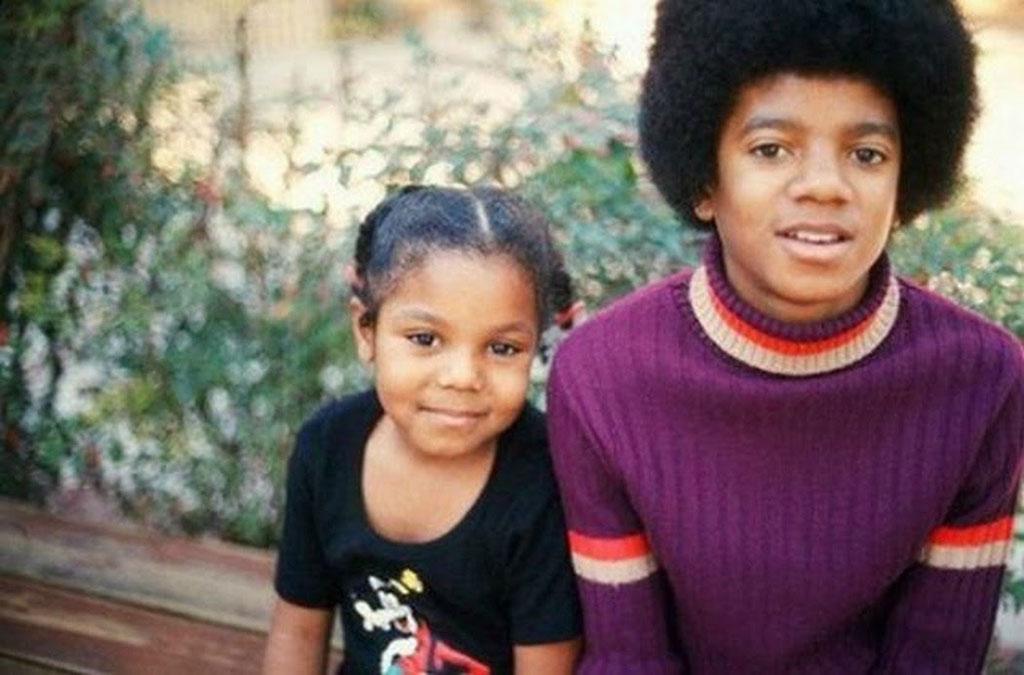 Janet và Michael Jackson