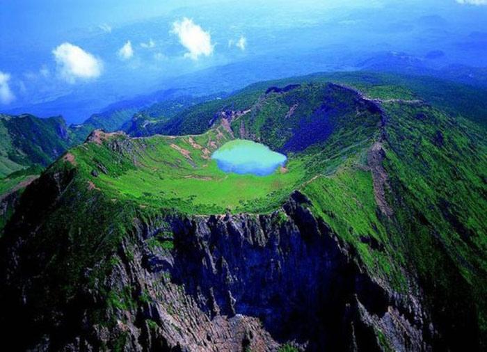 Khu vực này cho các nhà khoa học câu trả lời về sự hình thành của trái đất qua quá trình hình thành và phát triển của nó