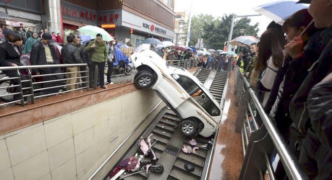 Nhiều khi tai nạn xảy ra rồi vẫn không biết vì sao lại bị như vậy.
