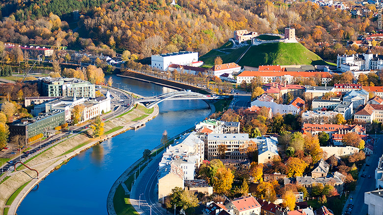 Thành phố Vilnius