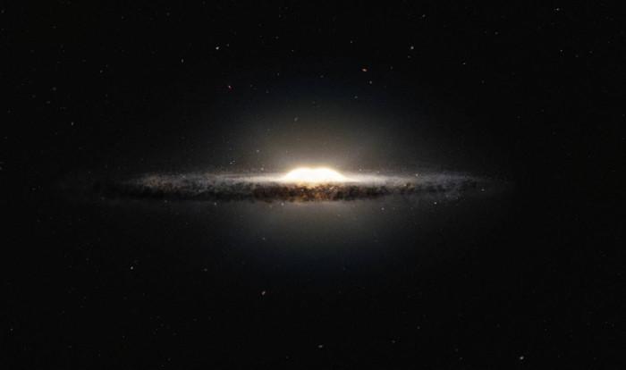 Thiên hà Milky Way có thể ngừng phát triển ngay cả khi nó còn nguồn khí dự trữ để tạo sao.