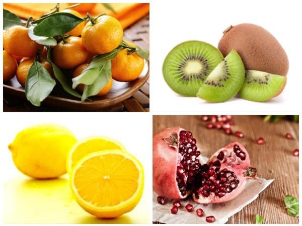 Trái cây giúp tăng cường sức khỏe và vẻ đẹp.