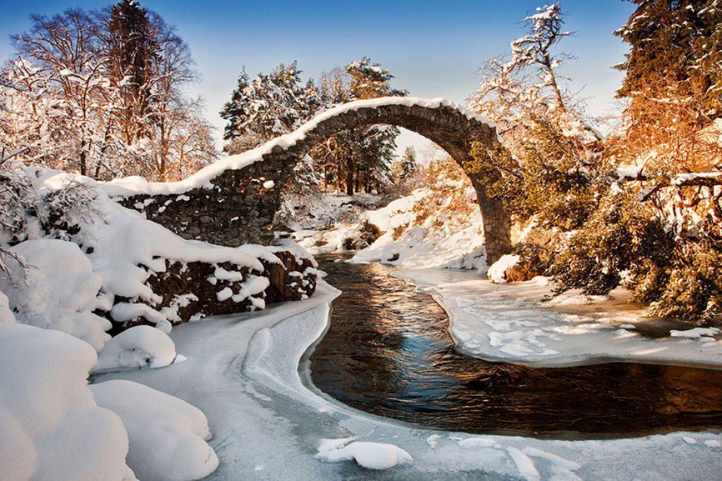 Carrbridge, Scotland