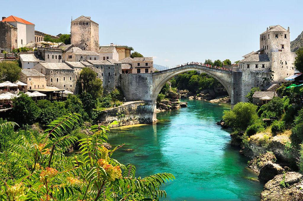 Stari Most, Bosnia và Herzegovina