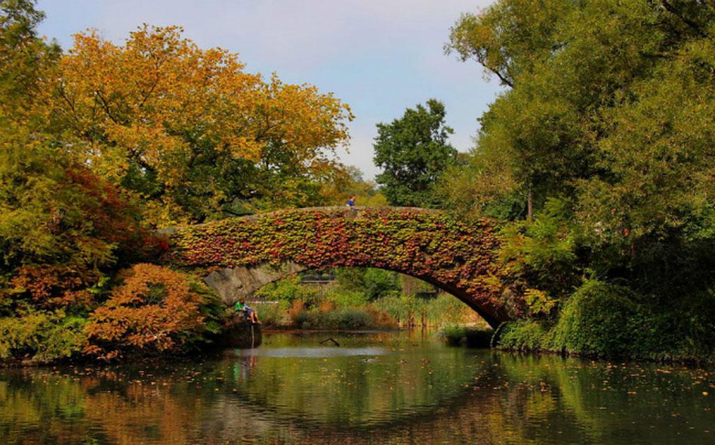 Cầu Gapstow, New York, Mỹ
