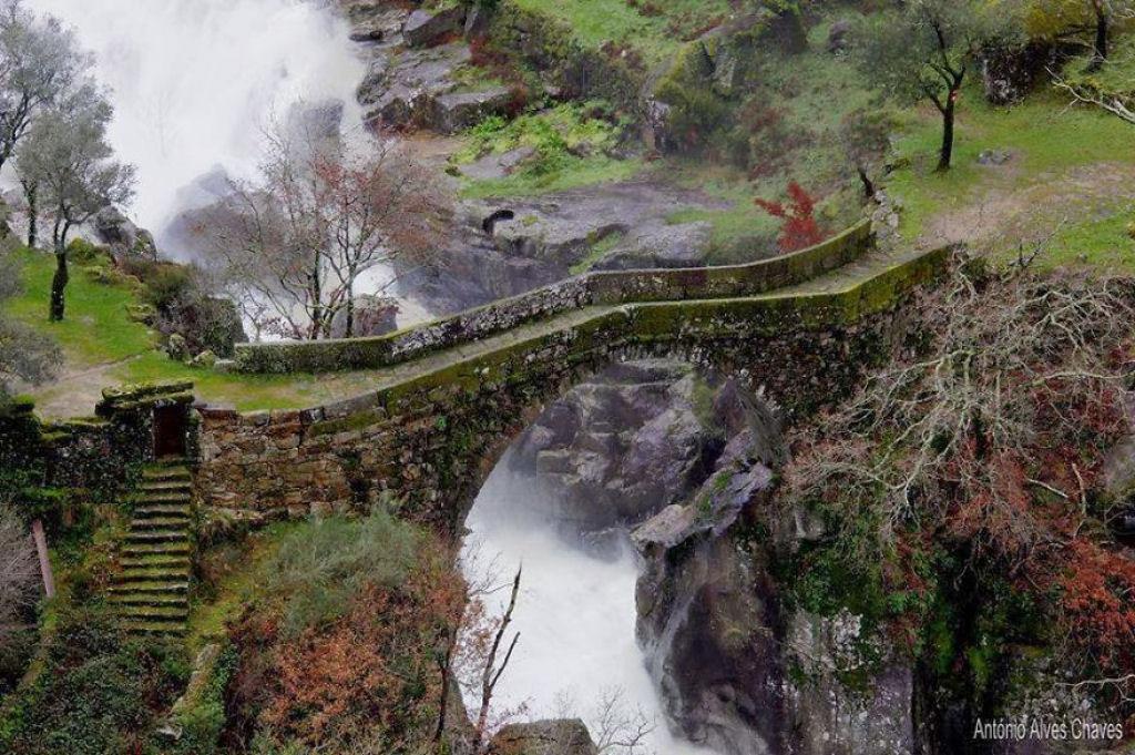 Cầu Misarela, Geres, Bồ Đào Nha