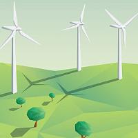 """Phát triển """"cây nhân tạo"""" biến dao động trong môi trường thành điện năng"""