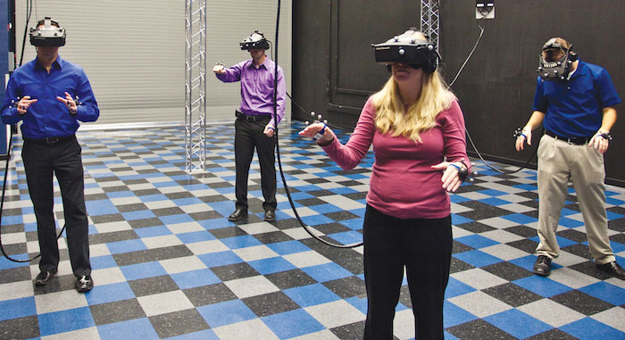 Công nghệ thực tế ảo là giải pháp chống béo phì đầy hứa hẹn.