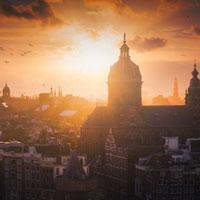 Hà Lan - xứ sở thần tiên ở Châu Âu chắc chắn bạn muốn tới một lần trong đời