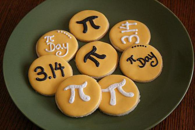 Pi là dãy số vô hạn này không theo quy luật