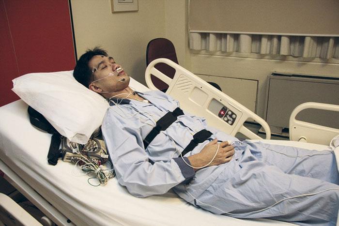 Một kiểm tra Polysomnography là cách tốt nhất để chẩn đoán ngưng thở khi ngủ