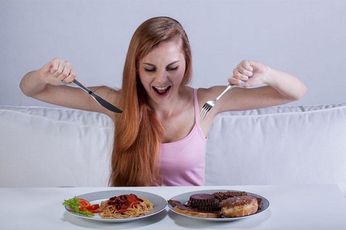 Bạn thấy đói trong suốt cả ngày