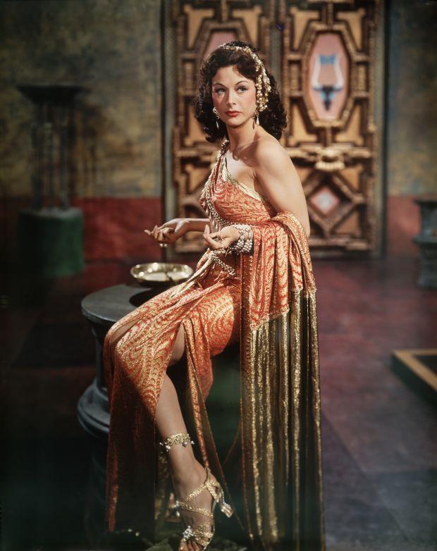 Diễn viên Hedy Lamarr