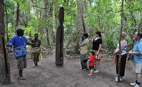 Lãnh địa của Roy Mata, Vanuatu