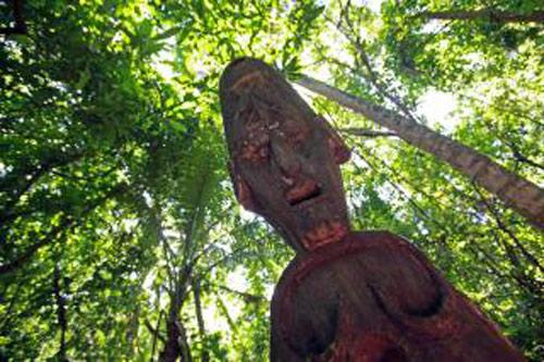 Các nhà khảo cổ đã tìm thấy nhiều hiện vật và bằng chứng sống động về một thời đại hoàng kim của Roy Mata.