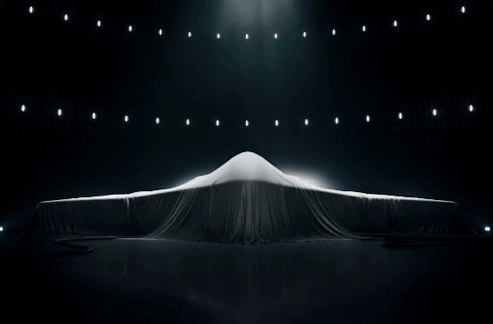 Siêu máy bay ném bom tàng hình