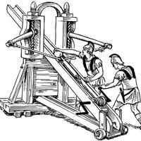 Điểm mặt vũ khí khủng khiếp nhất thế giới cổ đại