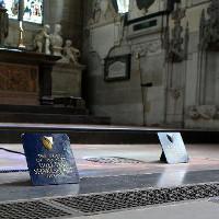 Quét radar ngôi mộ mang lời nguyền của Shakespeare