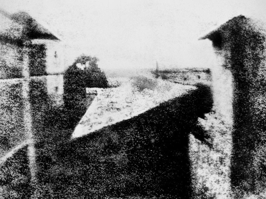 Bức ảnh được cho là đầu tiên trên thế giới