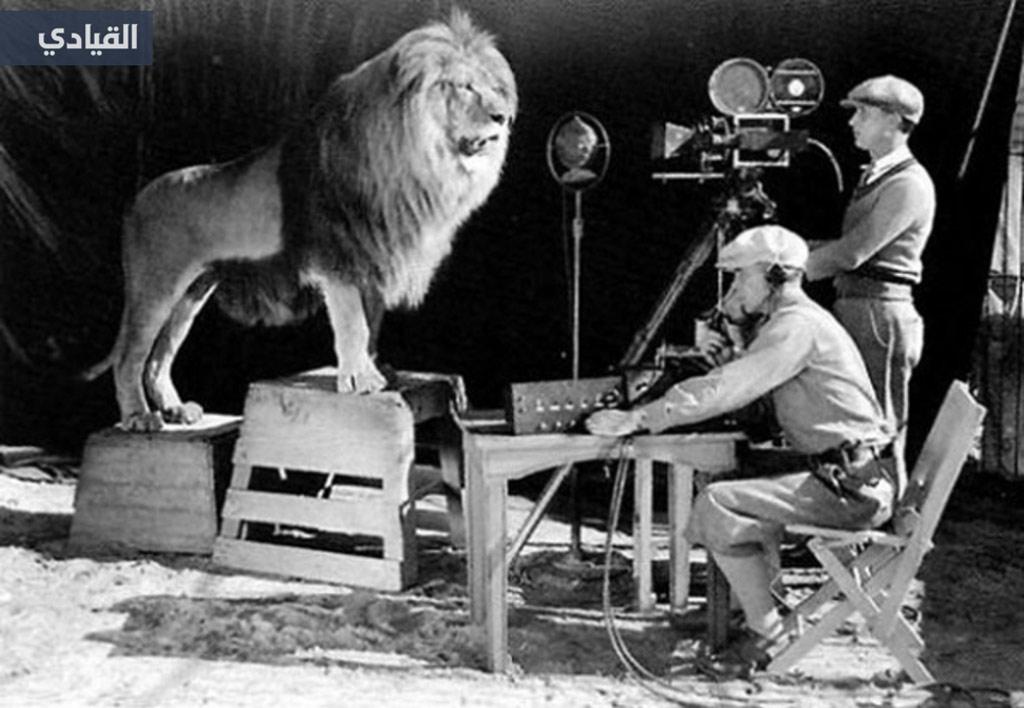 Đây là chú sư tử mà chúng ta vẫn thấy phần đầu phim hoạt hình Tom và jerry (1962)