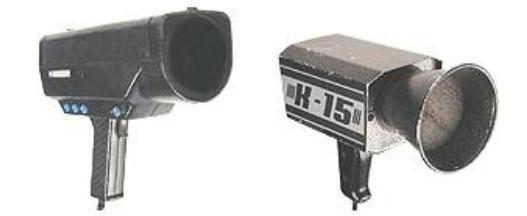 Cho tới tận giữa thập kỷ 70 của thế kỷ trước, CSGT vẫn sử dụng loại súng radar X-Band.