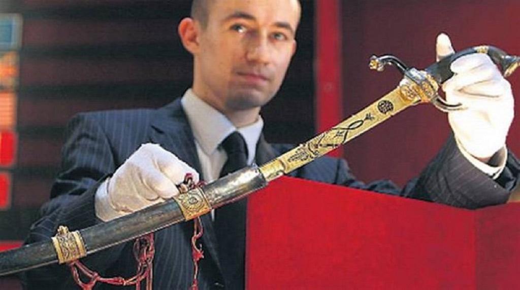 Thanh kiếm của Napoléon Bonaparte