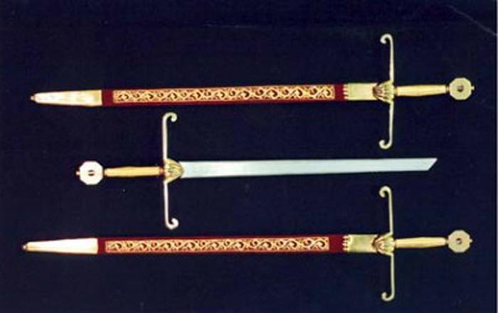Thanh kiếm Sword of Mercy