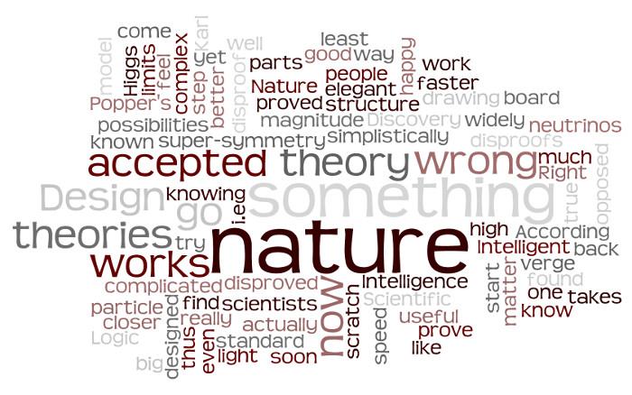 Rất nhiều thuật ngữ khoa học, khi sử dụng trong ngôn ngữ phổ thông lại mang ý nghĩa rất khác.