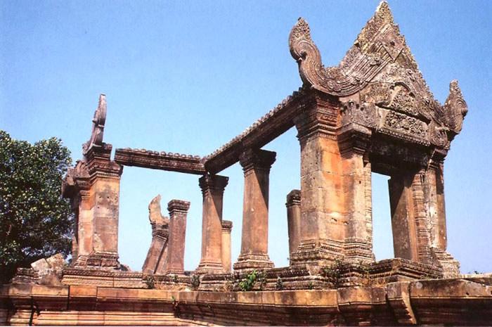 Ngôi đền được dùng để thờ thần Shiva vào khoảng thế kỷ thứ 9