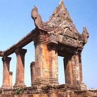Đền Preah Vihear - Di sản văn hóa thế giới tại Campuchia