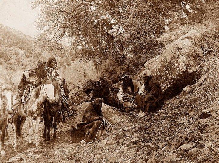 Kho vàng mất tích trên núi Winchester thuộc về những thổ dân da đỏ Apache
