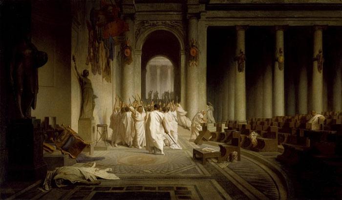 Vụ ám sát Julius Caesar