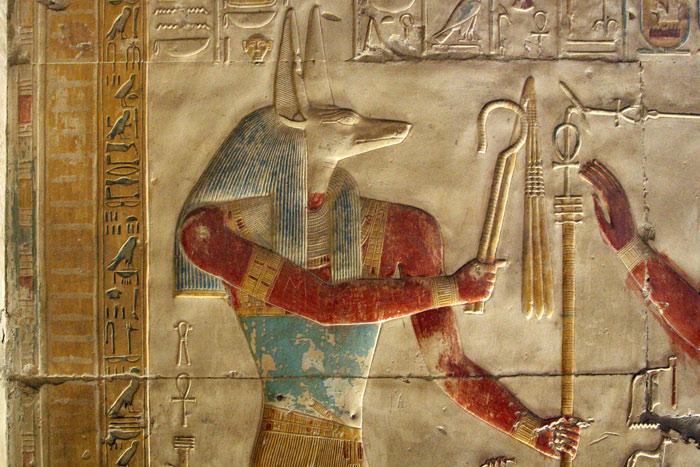 Móc và néo thường đi với nhau như một cặp, được sử dụng phổ biến từ triều đại Middle Kingdom