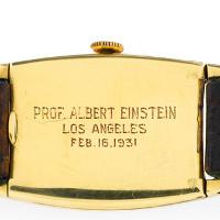 Chiếc đồng hồ đắt giá nhất lịch sử Longines của Albert Einstein