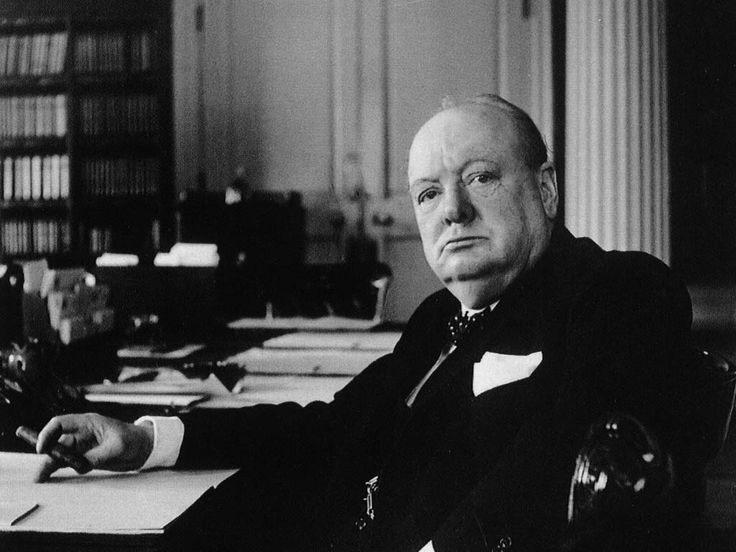 Cựu Thủ tướng Anh Winston Churchill