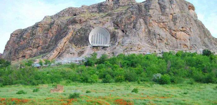 Sulaiman-Too là một ngọn núi linh thiêng tại Kyrgyzstan