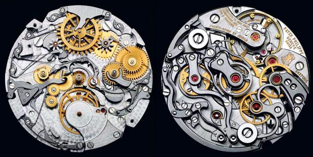 Bên trong một chiếc đồng hồ của Patek Philippe, một trong những nghệ nhân làm đồng hồ giỏi nhất thế giới