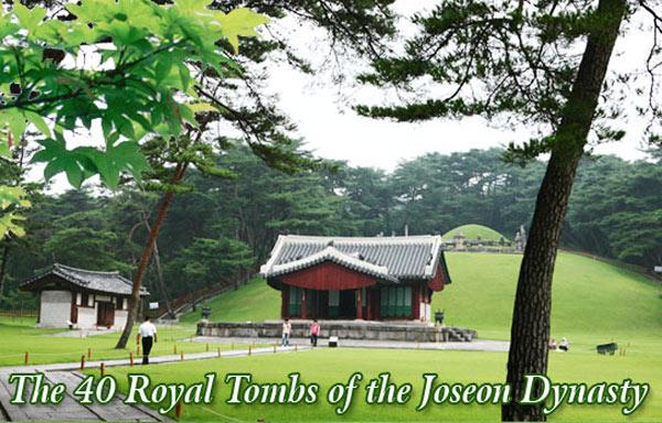 Khu lăng mộ Hoàng gia của triều đại Joseon, Hàn Quốc