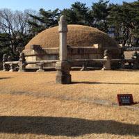 Khu lăng mộ Hoàng gia của triều đại Joseon