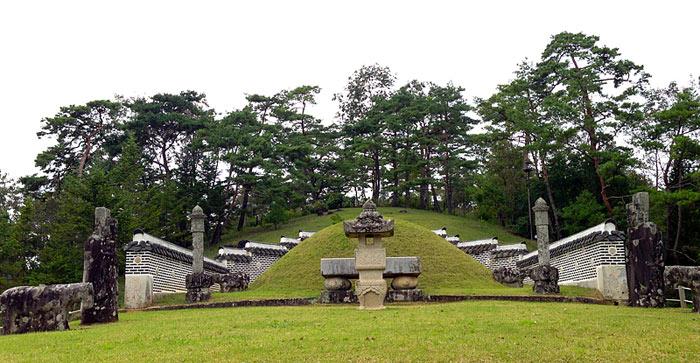 Lăng mộ Dolmen là lăng mộ cổ nhất tại Hàn Quốc