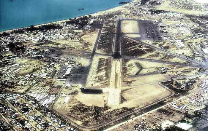 UFO tấn công căn cứ Mỹ ở Nha Trang năm 1966. Căn cứ Mỹ ở Nha Trang 1966