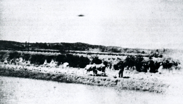 Đây là bức ảnh chụp UFO trong thời chiến tranh Việt Nam.