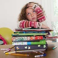 """""""Bài tập về nhà chẳng mang lợi ích gì cho học sinh tiểu học cả"""""""