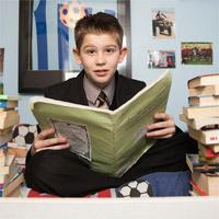 Cậu bé 11 tuổi sở hữu chỉ số IQ vượt cả Einstein
